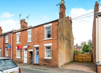 Thumbnail 2 bed terraced house for sale in Victoria Street, Stone
