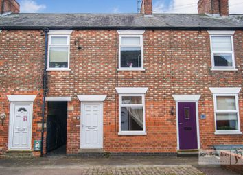 Thumbnail 2 bed terraced house for sale in St. Augustines Close, Newton Street, Newark