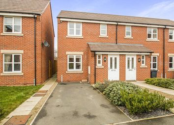 Thumbnail 3 bed terraced house for sale in Scampston Drive, East Ardsley, Wakefield