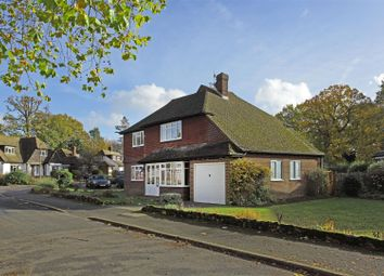 Thumbnail 4 bed detached house for sale in Knowsley Way, Hildenborough, Tonbridge