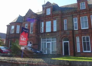 Thumbnail 3 bed flat to rent in Flat F, Park Road, Peterborough
