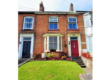 Thumbnail 3 bed terraced house for sale in Brecon Terrace, Cardigan