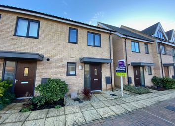 Thumbnail 2 bed semi-detached house for sale in Bisley Crescent, Upper Cambourne, Cambridge