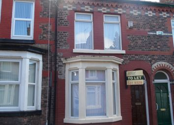 Thumbnail 2 bed terraced house to rent in Woodbine Street, Kirkdale