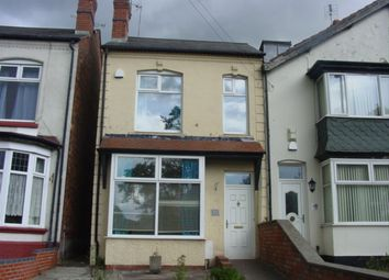 Thumbnail 4 bed semi-detached house to rent in George Road, Erdington