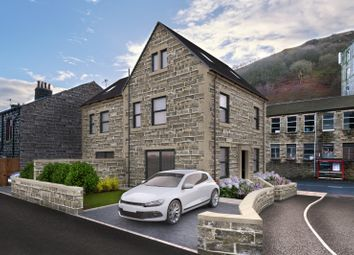 Thumbnail 3 bed semi-detached house for sale in Burnley Road, Todmorden