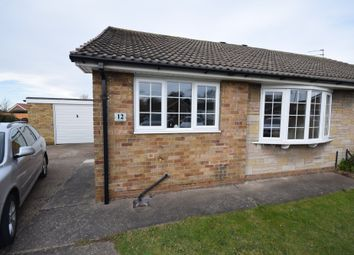 Thumbnail 2 bed semi-detached bungalow to rent in Curlew Court, Rossington, Doncaster