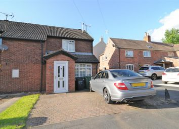 Thumbnail 2 bed end terrace house for sale in Danvers Lane, Shepshed, Loughborough