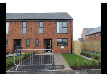 Thumbnail 2 bed semi-detached house to rent in Warrenwood Close, Doncaster