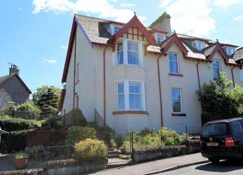 Thumbnail 2 bed flat for sale in Atholl Terrace, Aberfeldy