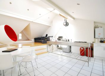 Thumbnail 2 bed flat to rent in Huron Road, Heaver Estate