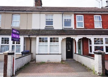 Thumbnail 3 bed terraced house for sale in Gordon Road, Shoreham-By-Sea