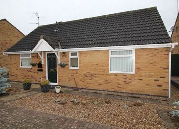 Thumbnail 2 bed bungalow for sale in Freemans Court, Ratby, Leicester