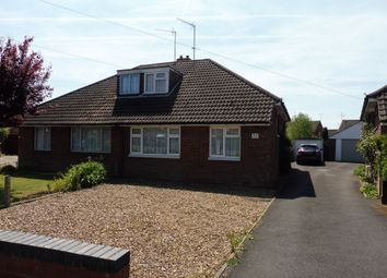 Thumbnail 3 bed semi-detached house for sale in Clipstone Crescent, Leighton Buzzard