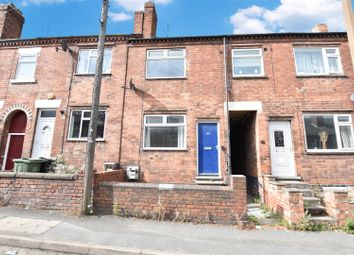 Thumbnail 3 bed terraced house for sale in Loscoe Road, Heanor