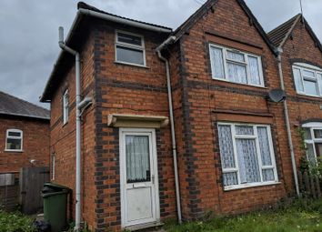 Thumbnail 3 bed semi-detached house to rent in Beatrice Street, Leamore, Walsall