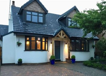 Thumbnail 4 bed detached house for sale in Elm Crescent, Worsley, Manchester
