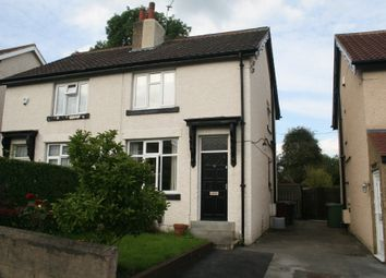 Thumbnail 2 bed semi-detached house for sale in Victoria Gardens, Horsforth, Leeds