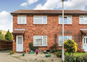 Thumbnail 3 bed semi-detached house for sale in Swift Close, Letchworth Garden City, Hertfordshire, England