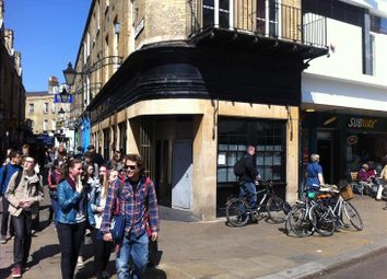 Thumbnail Retail premises to let in 15 Market Hill, Cambridge