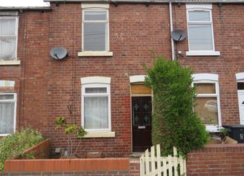 Thumbnail 2 bed terraced house for sale in Park Terrace, Town Centre, Doncaster