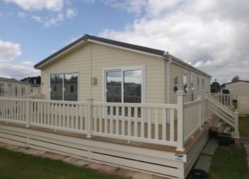 Thumbnail 3 bedroom mobile/park home for sale in Breydon Waters, Butt Lane, Burgh Castle, Great Yarmouth