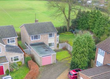 Thumbnail 3 bed detached house for sale in The Avenue, Sandy