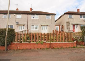 Thumbnail 3 bed end terrace house for sale in Netherhall Road, Leicester