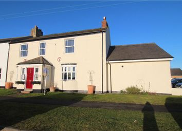 Thumbnail 4 bed end terrace house for sale in High Street, High Shincliffe, Durham