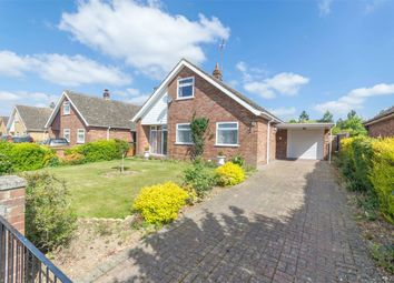 Thumbnail 4 bed detached house for sale in Heath Rise, Fakenham