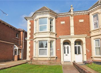 Thumbnail 2 bed flat to rent in Gordon Avenue, Southampton