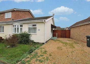 Thumbnail 2 bed semi-detached bungalow for sale in Elizabethan Way, Brampton, Huntingdon