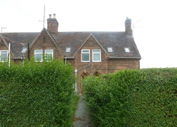 Thumbnail 2 bed terraced house to rent in March Road, Coldham, Wisbech
