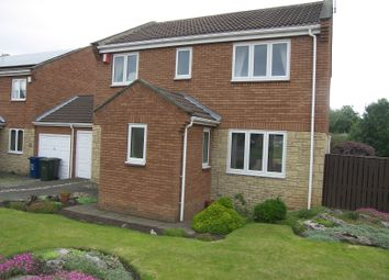 Thumbnail 4 bedroom detached house for sale in Whitebridge Close, Gosforth, Newcastle Upon Tyne