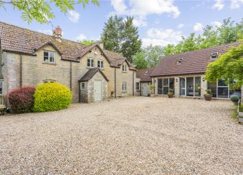 Thumbnail 5 bed detached house for sale in Crudwell Road, Malmesbury, Wiltshire