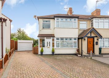 Saunton Road, Hornchurch RM12. 3 bed end terrace house