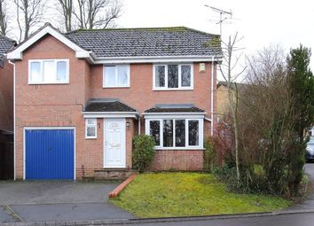 Thumbnail 4 bed detached house to rent in Brook Way, Anna Valley, Andover