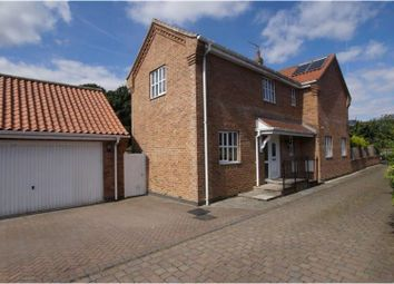 Thumbnail 4 bed detached house for sale in The Beechlands, Driffield