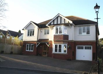 Thumbnail 5 bed detached house for sale in Abbot Close, Kirby Muxloe, Leicester