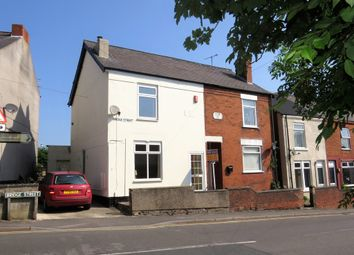 Thumbnail 2 bed semi-detached house to rent in Bridge Street, New Tupton, Chesterfield