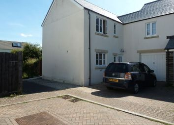 Thumbnail 3 bed semi-detached house for sale in Farriers Green, Camelford