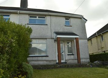 Thumbnail 3 bed property for sale in Brynllwchwr Road, Swansea