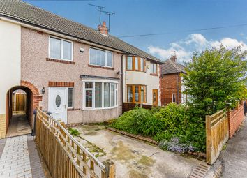Thumbnail 3 bed terraced house for sale in Bateman Road, Hellaby, Rotherham