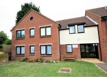 Thumbnail 1 bed flat for sale in Coles Close, Ongar