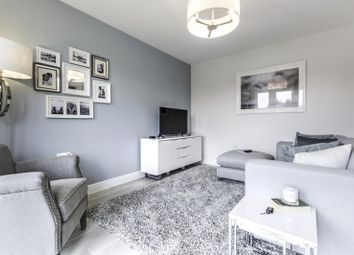 Thumbnail 1 bed flat for sale in Eaton Green Heights, Kimpton Road, Luton, Bedfordshire