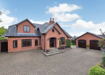 Thumbnail 4 bed detached house for sale in Church Farm Way, Arthingworth, Market Harborough