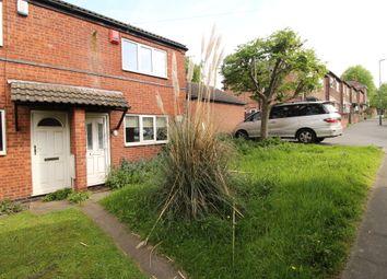 Thumbnail 2 bed end terrace house for sale in Allington Avenue, Nottingham