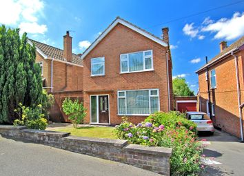 Thumbnail 3 bed detached house for sale in Homefield Avenue, Arnold, Nottingham