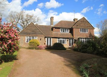 Thumbnail 5 bed detached house for sale in Heartenoak Road, Hawkhurst, Kent