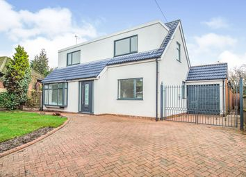 Thumbnail 4 bed detached bungalow for sale in Ferndale Avenue, Whitefield, Manchester